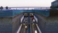 Bouw Oosterweeltunnels kan eind dit jaar van start gaan, eerste werken op rechteroever in 2021