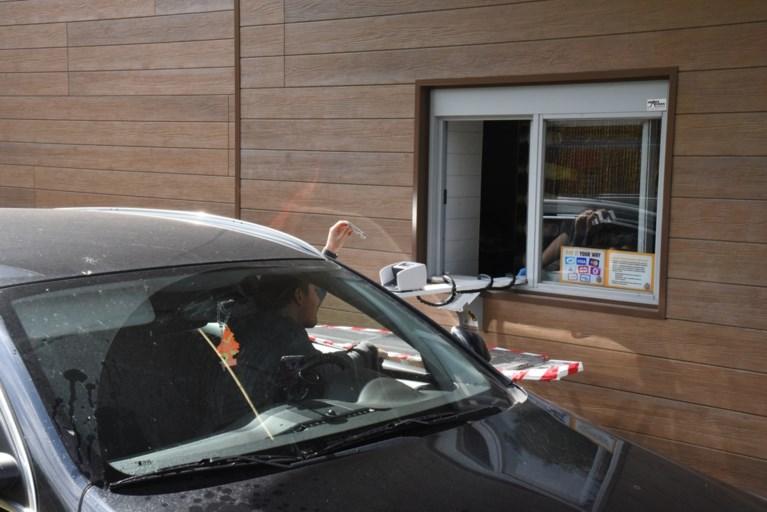 Heropening Burger King Massenhoven verloopt rustig