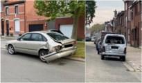 Achtervolging eindigt met crash in Wijnegem, bestuurder kan te voet vluchten