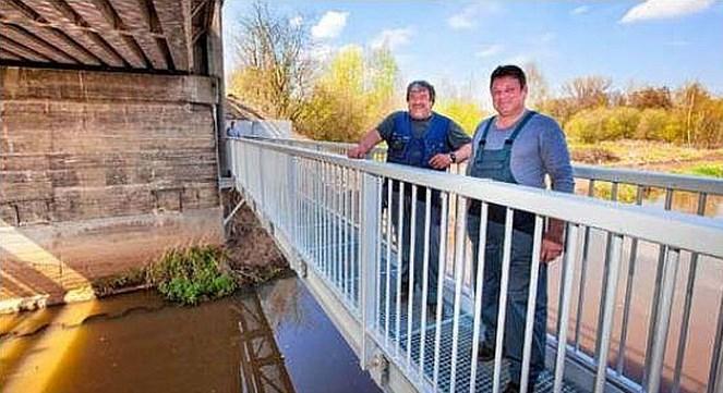 Fietsostrade krijgt extra bruggen over Kleine Nete