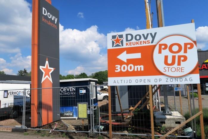 """Grootste toonzaal van Dovy Keukens komt op Bredabaan: """"Goed voor Donald Muylle, maar niet voor de achterburen"""""""