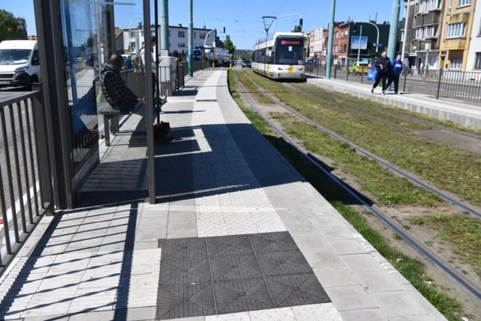 Amper 2 van de 38 haltes Noorderlijn zijn veilig voor blinden en slechtzienden
