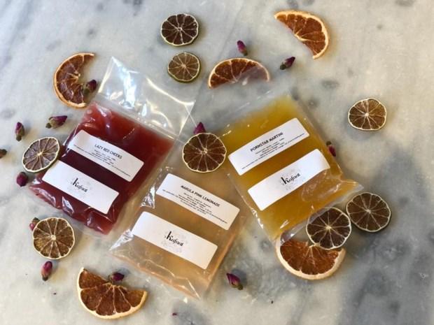 """Horeca levert cocktails en fingerfood aan huis: """"We hopen deze 'blijf in uw kot'-periode draaglijker te maken"""""""