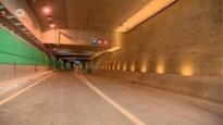 Tunnel onder Operaplein over twee weken open