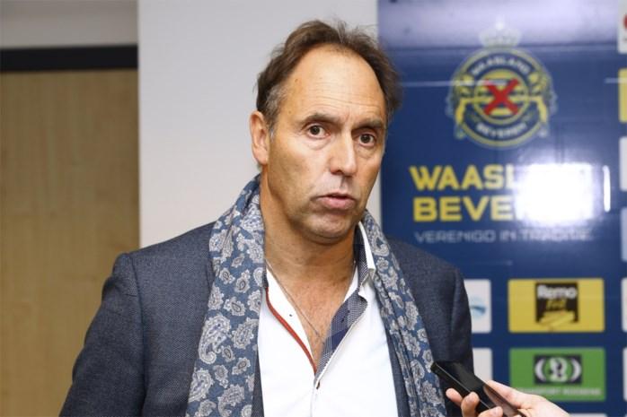 """Voorzitter Waasland-Beveren: """"Ofwel competitie nietig verklaren ofwel naar competitie met 18 ploegen"""""""