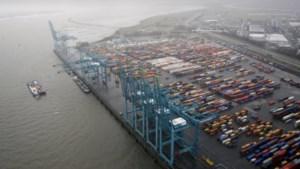 74 containerschepen komen niet naar Antwerpse haven door coronacrisis
