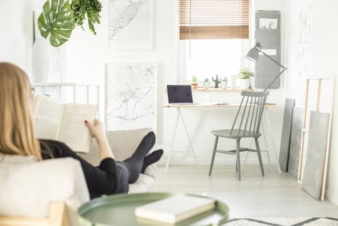 Trek je terug met een boek: drie knusse manieren om een leeshoekje in te richten