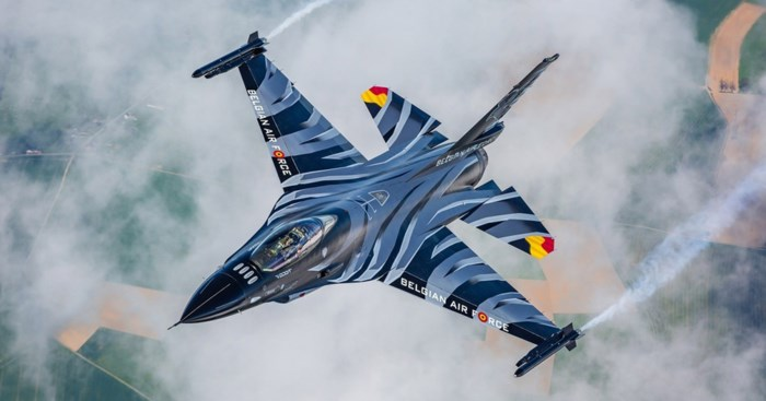 Belgisch leger houdt vandaag oefening met F16 op en rond vliegveld Oostmalle