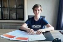 13-jarige Siebe volgt klassieke talen, maar wint Belgische Informatica Olympiade