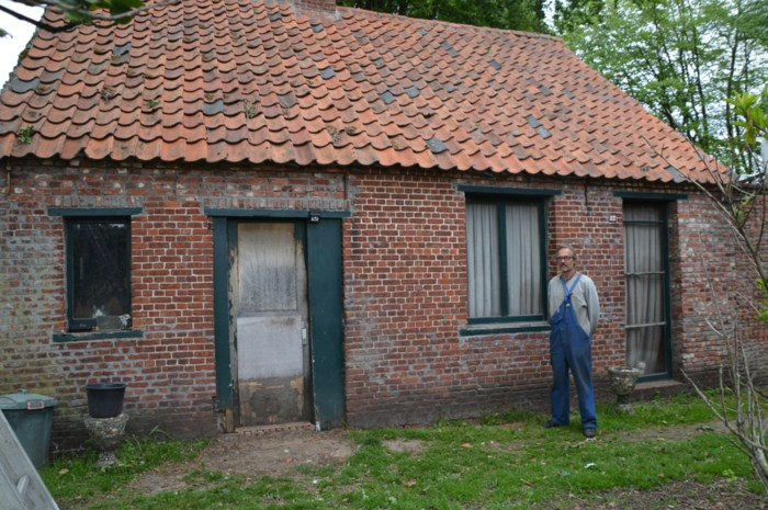 De best mogelijke quarantaineplek, maar Francis riskeert 100 euro boete per dag als hij er blijft wonen