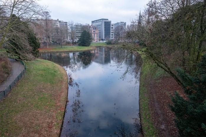 Opgepompt water op werven moet hergebruikt worden om vijvers en parken nat te houden