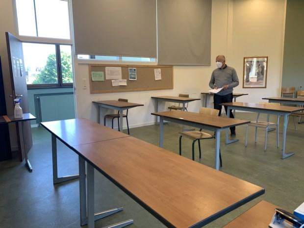Xaveriuscollege Borgerhout volledig 'coronaproof': niets aan toeval overgelaten voor eerste schooldag