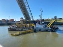 Olielek zorgt hele dag voor hinder in Antwerpse haven