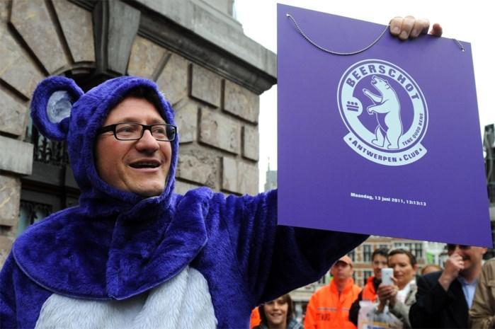 """Flamboyante ex-voorzitter Patrick Vanoppen over Beerschot: """"Ik heb een ferme koek tegen mijn oren gehad"""""""