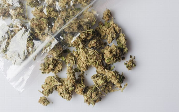 Chronische pijnpatiënt gebruikt cannabis in buurt van kinderen