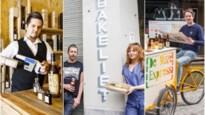 Cafés leveren aan huis: muziek en een drankje van De Muze, 'aperobox' van Bar Bakeliet en degustatiepakket van Siris