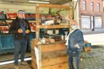 """Eerste markt op Antwerpse bodem in Zandvliet: """"Het smaakt beter als het van hier komt"""""""