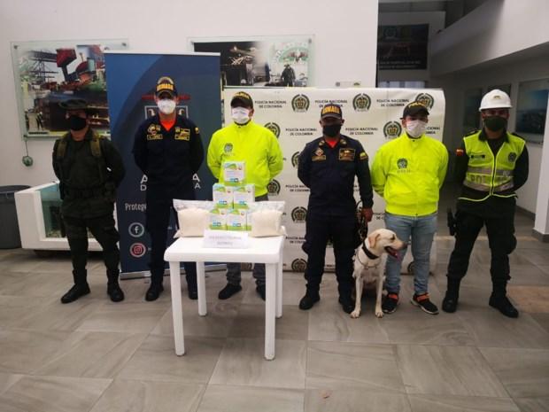 De wereld op zijn kop: Colombianen onderscheppen drugs uit Antwerpen
