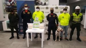 Colombianen onderscheppen drugs uit haven van Antwerpen