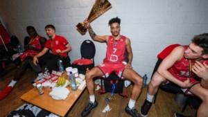 Telenet Giants Antwerp speelt wedstrijd in teken van de zorg