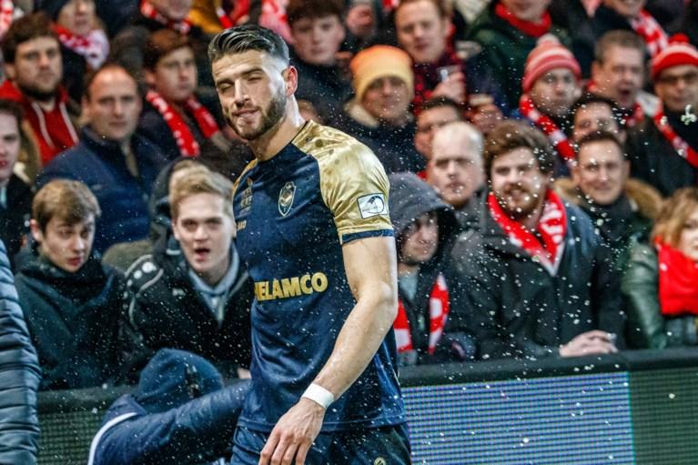 """Wesley Hoedt neemt al afscheid: """"Mijn tijd bij Antwerp zit erop, ze gaan geen 8 miljoen betalen"""""""