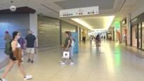 Gemiddeld een derde tot de helft minder bezoekers in Waasland Shopping Center