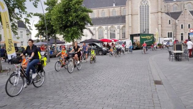 """Geel maakt zich op voor fietszone: """"Beleving krijg je meer van fietsers en voetgangers dan van doorgaand verkeer"""""""