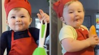 Deze eenjarige chef-kok heeft meer volgers dan pakweg Sergio Herman