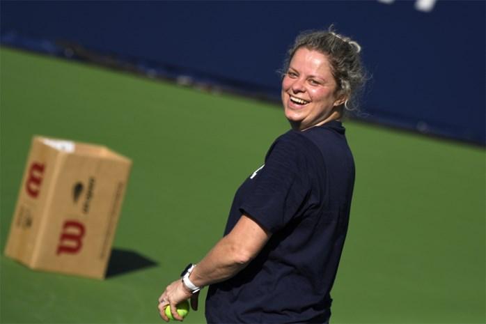 """Kim Clijsters (bijna 37) zet comeback verder ondanks coronacrisis: """"Ik ga door, ook al spelen we dit jaar niet meer"""""""