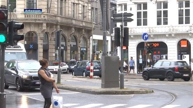 Bekend druk verkeersknooppunt in Antwerpen centrum wordt definitief autovrij