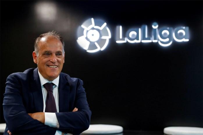 Spaanse Liga wacht voor hervatting op groen licht autoriteiten