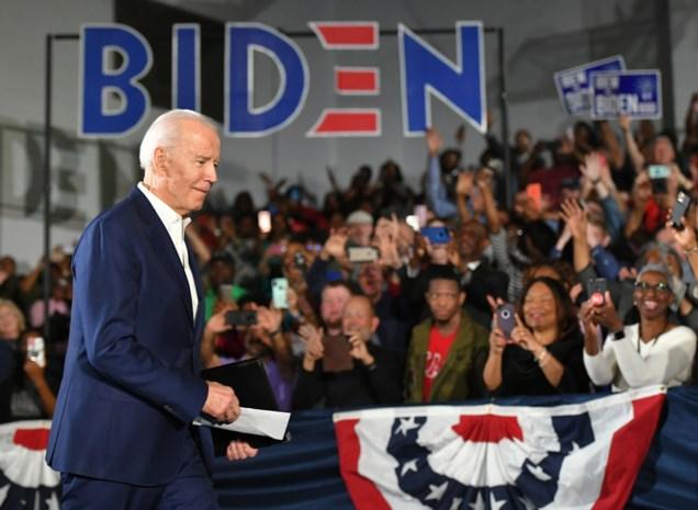 """Presidentskandidaat Joe Biden tegen Afro-Amerikaan: """"Wie op Trump stemt is niet echt zwart"""""""
