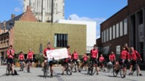 Vzw Prinses Harte fietst virtuele 1000 km voor Kom op tegen Kanker