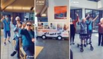 Lockdown en een camera maken van Wommelgemse rusthuisbewoners de hipste opa's en oma's van het land