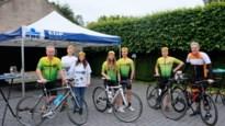 """Teams Ludo Elst fietsen 2.000 kilometer voor Kom op tegen Kanker: """"Een eerbetoon aan mijn overleden echtgenote"""""""