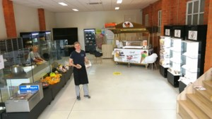 """De Broodkruimel experimenteert met belevingsbakkerij naast Herentalse ringlaan: """"We veranderen iedere drie maanden het interieur"""""""