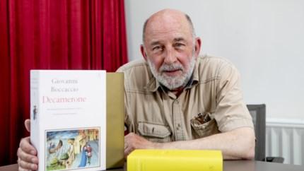 """Iedereen wil quarantaineboek 'Decamerone' van Mechelse vertaler: """"Ik verkoop er normaal 10 per jaar, nu 1.000 per maand"""""""