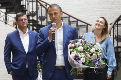 """Egbert Lachaert nieuwe voorzitter Open Vld: """"Liberale partij heeft potentieel van 20% tot 25%"""""""
