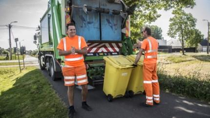 """Vuilnismannen zijn nooit gestopt met werken: """"Hoeveelheid afval is spectaculair toegenomen"""""""