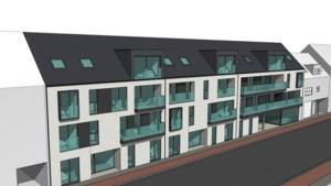 Plan voor complex met 22 appartementen naast apotheek