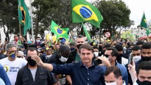 Braziliaanse Antwerpenaren blijven omstreden president Bolsonaro steunen