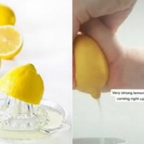 Zo knijp je een citroen uit zonder morsen