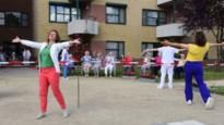 """Choreografe treedt op voor bewoners woonzorgcentra: """"Dansvirus sterker dan coronavirus"""""""