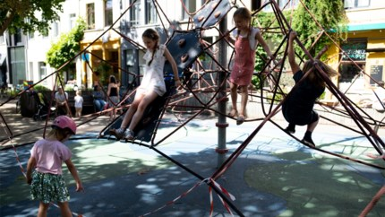 Stedelijke speeltuinen in Antwerpen gaan woensdag open