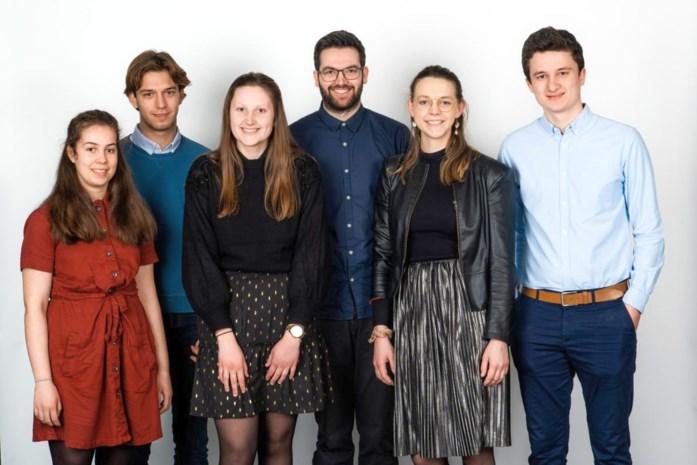 Innovatief perenkoekje levert studenten Thomas More zilver op