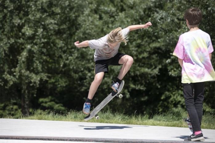 Skaters halen hartje op tijdens zonnige heropening van skateparken