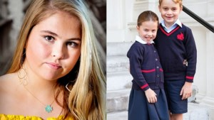 ROYALTY. De dubbelganger van prinses Amalia, groot dilemma voor William en Kate