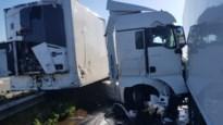 Dodelijk slachtoffer bij ongeval met vier vrachtwagens op E17