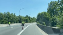 Ladingverlies op knooppunt A12 zorgt voor moeilijke doorgang