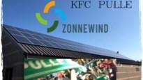 KFC Pulle scoort met zonnepanelen